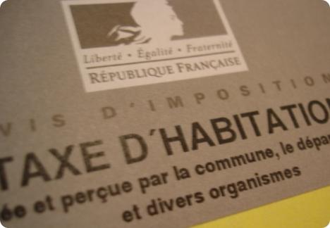 Taxe D Habitation Boutique Logement Jeune Metz Moselle Cllaj